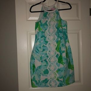 Lilly Pulitzer first impressions dress